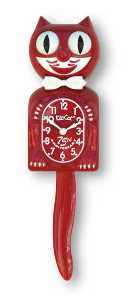 Anniversary-Clock-Red-Large